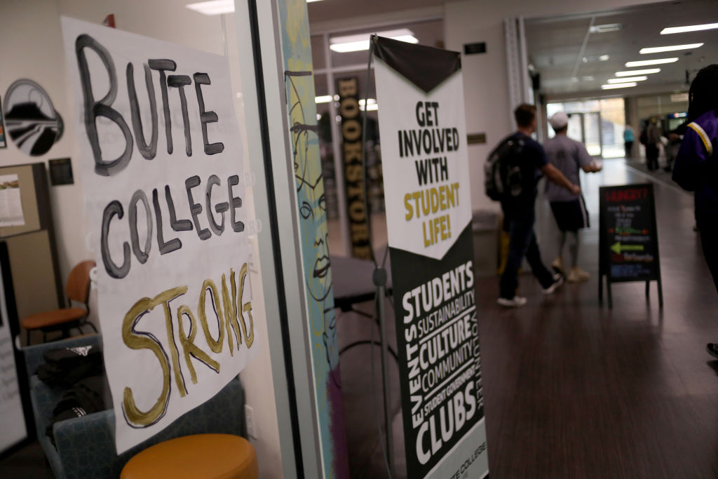 COLUMN: Higher education infrastructure included in Biden plan