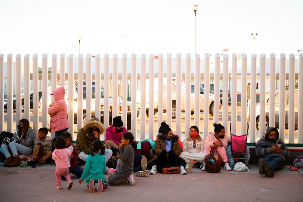 Seeking asylum in a time of turmoil