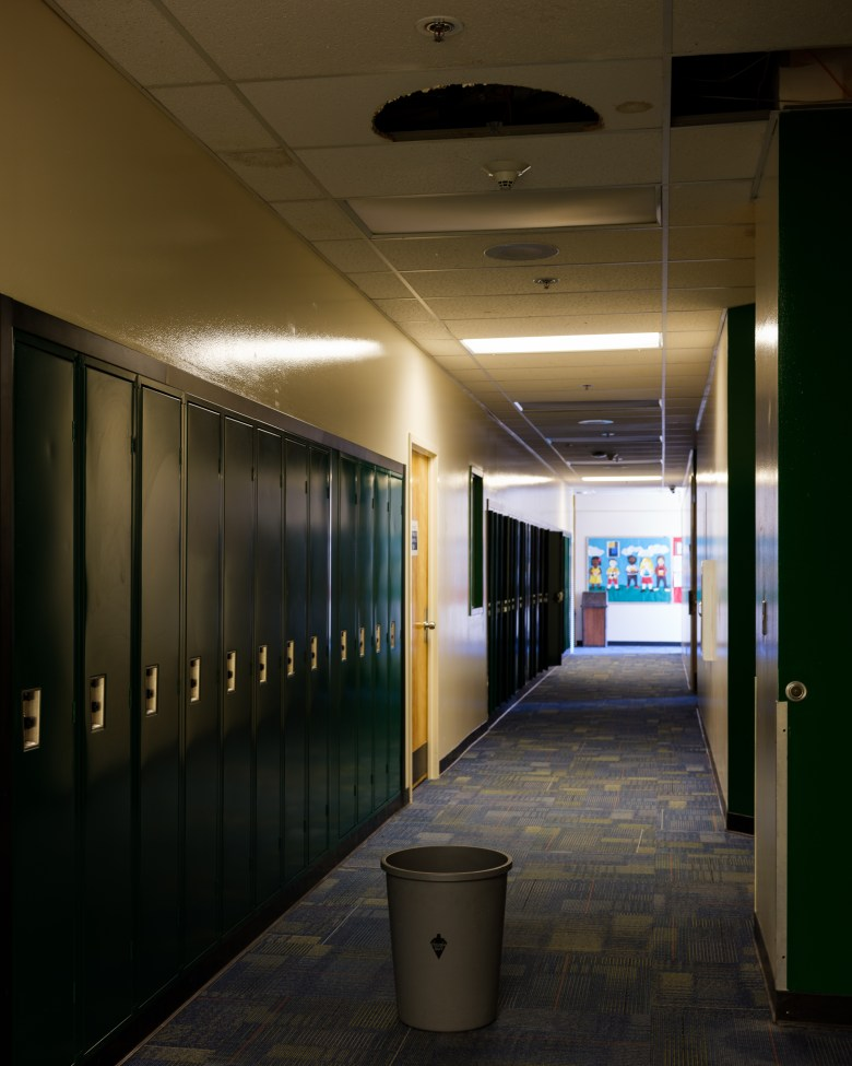 With floods, wildfires and hurricanes expected to become more common in the future, school facilities are not ready.