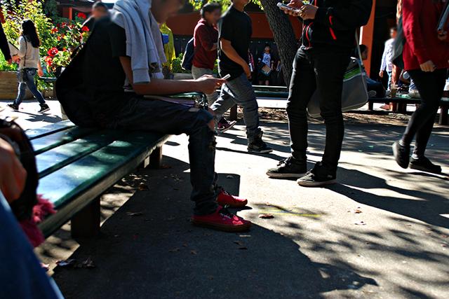 Unaccompanied immigrant minors