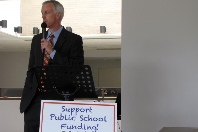 Funding public schools