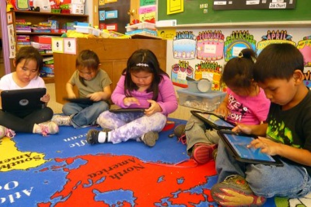 Digital divide in education