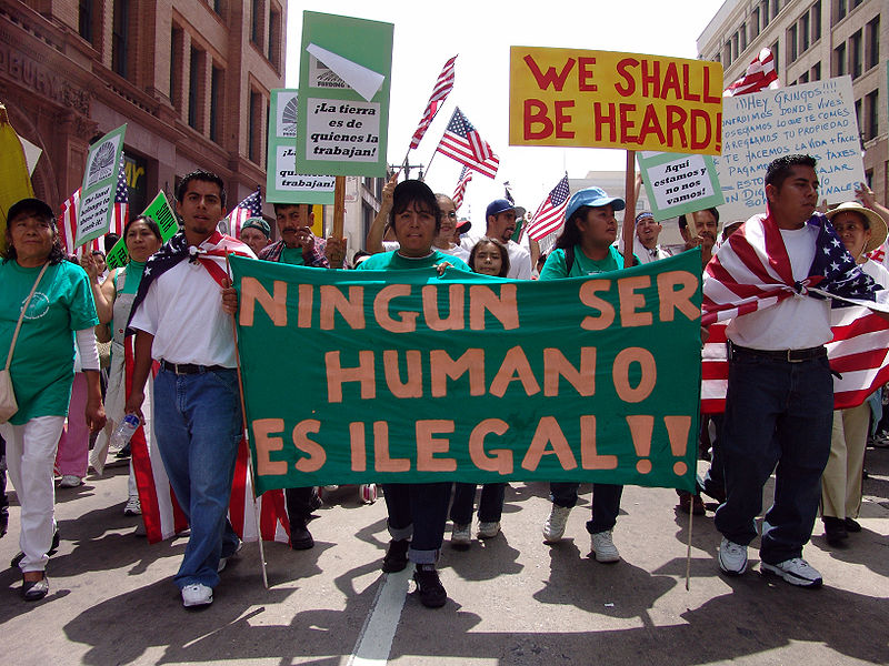 young undocumented immigrants