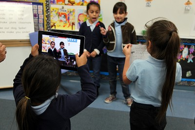 Effective use of iPads in the classroom