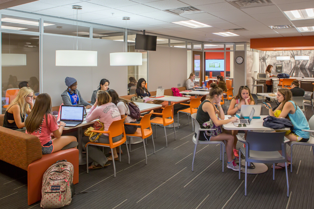 University of Florida's Learn Lab in the College of Design, Construction and Planning.