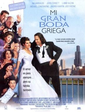 cine Mi gran boda griega