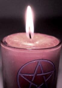 Energia del colore rosa