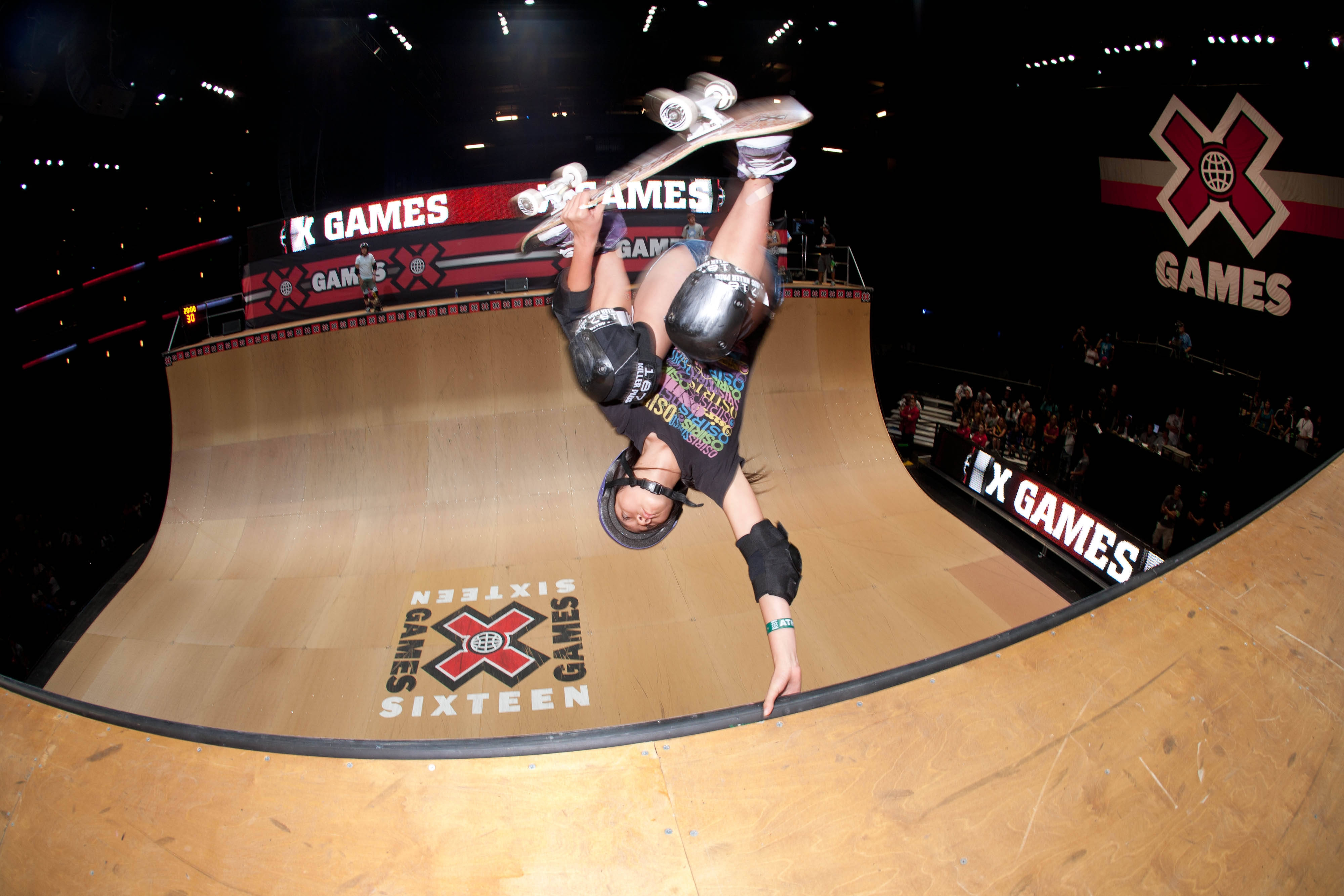 X Games Cancels Women's Skate Vert  Heckler Magazine