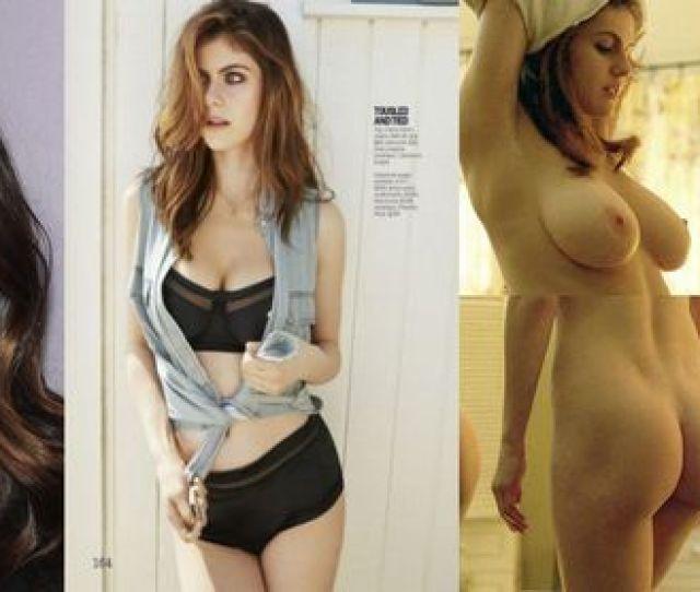Alexandra Daddario Nude Photos Width