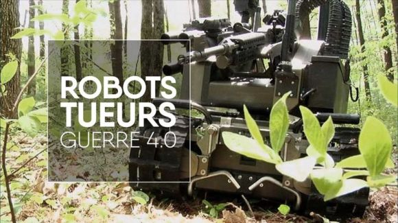 """Résultat de recherche d'images pour """"robots tueurs, les soldats du futurs qui"""""""