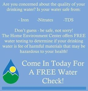Ever wonder whats in your drinking water?