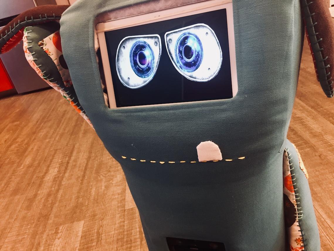 R2-D3 : Ce robot rend désormais l'attente active à  la MDPH de Bobigny