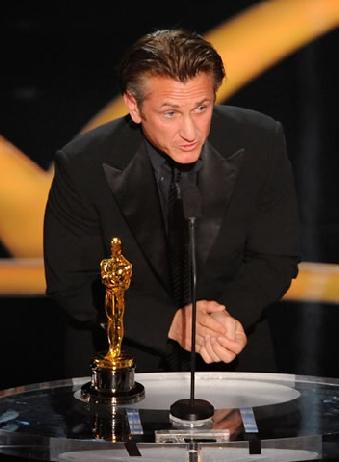 Sean Penn Mejor Actor Foto: El Universal/Reuters