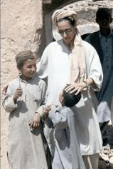 Sarah Chayes in Kandahar