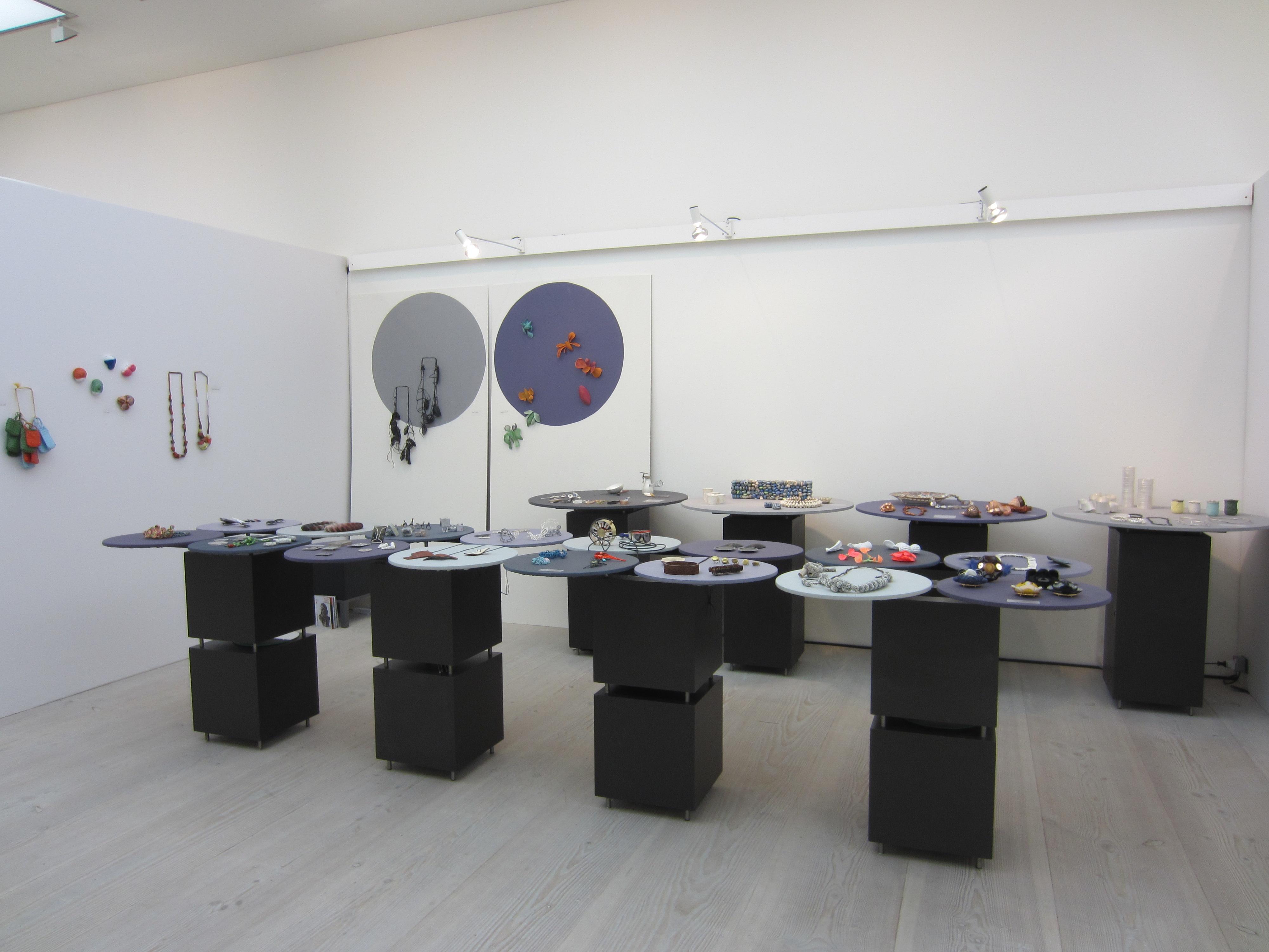 Galerie Ra op Collect, Londen, 2015