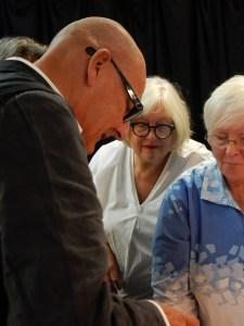 Bijeenkomst SSC met Ruudt Peters en geïnteresseerden, 2016. Foto E.D.