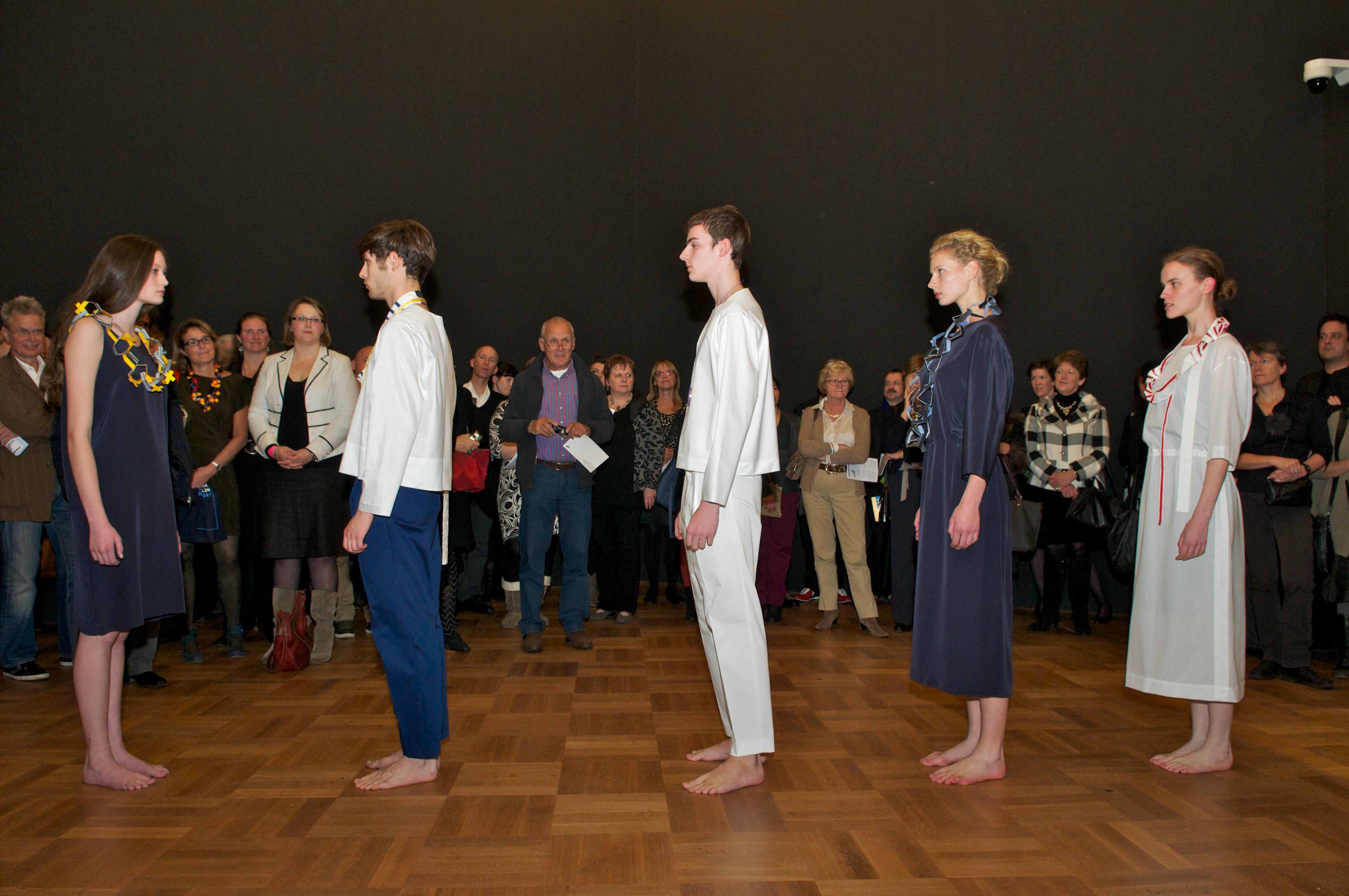 Opening Ontketend, Museum voor Moderne Kunst Arnhem, 4 november 2011
