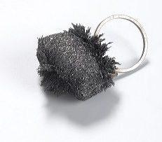 Philip Sajet, Magneetring, Collectie Stedelijk Museum Amsterdam, 1987.4.1527, metaal, magneet