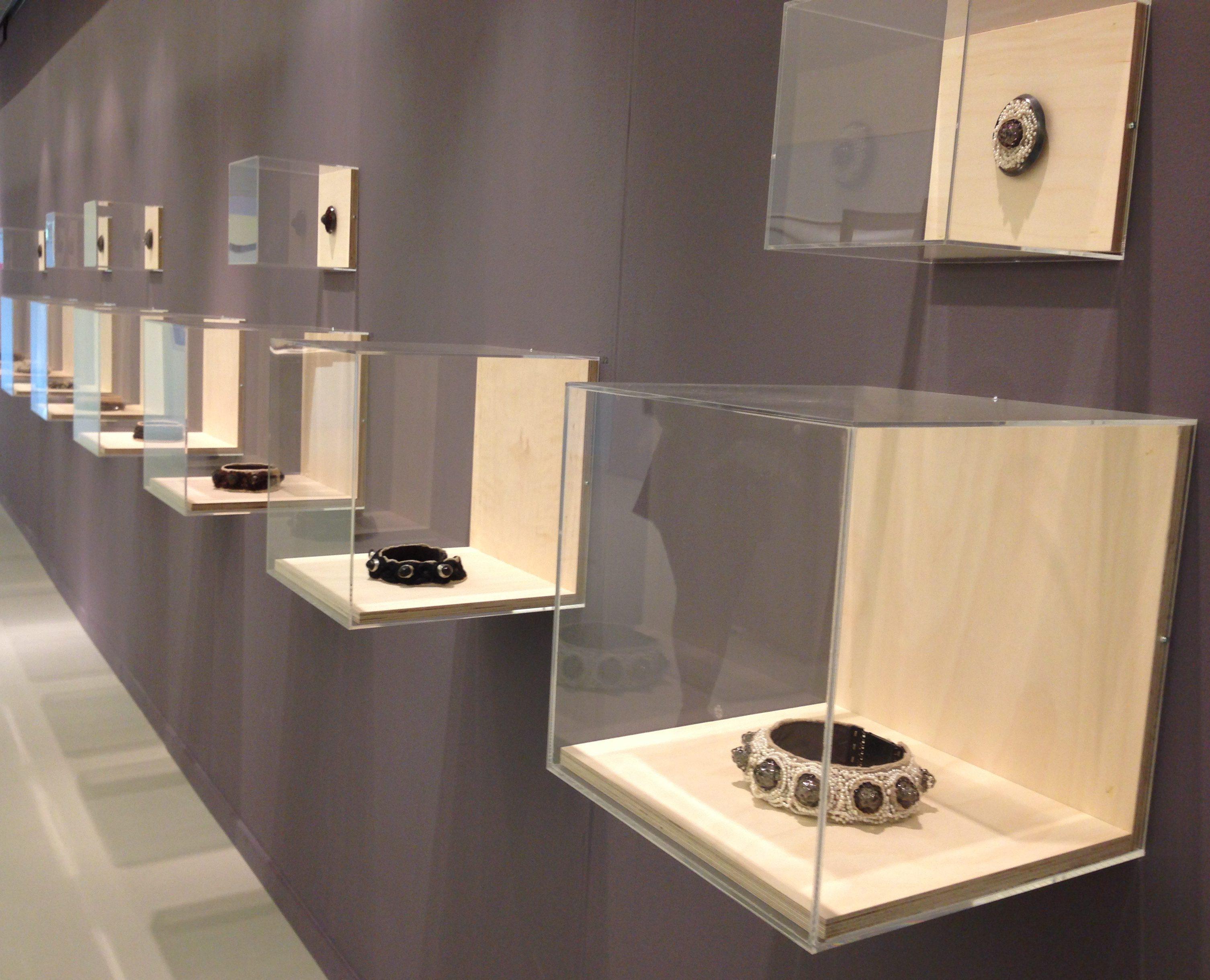 Evert Nijland, Vernieuwd verleden, CODA, 2016, tentoonstelling, vitrines