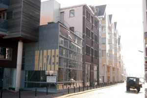 Galerie Marzee, exterieur, Lage Markt, Nijmegen