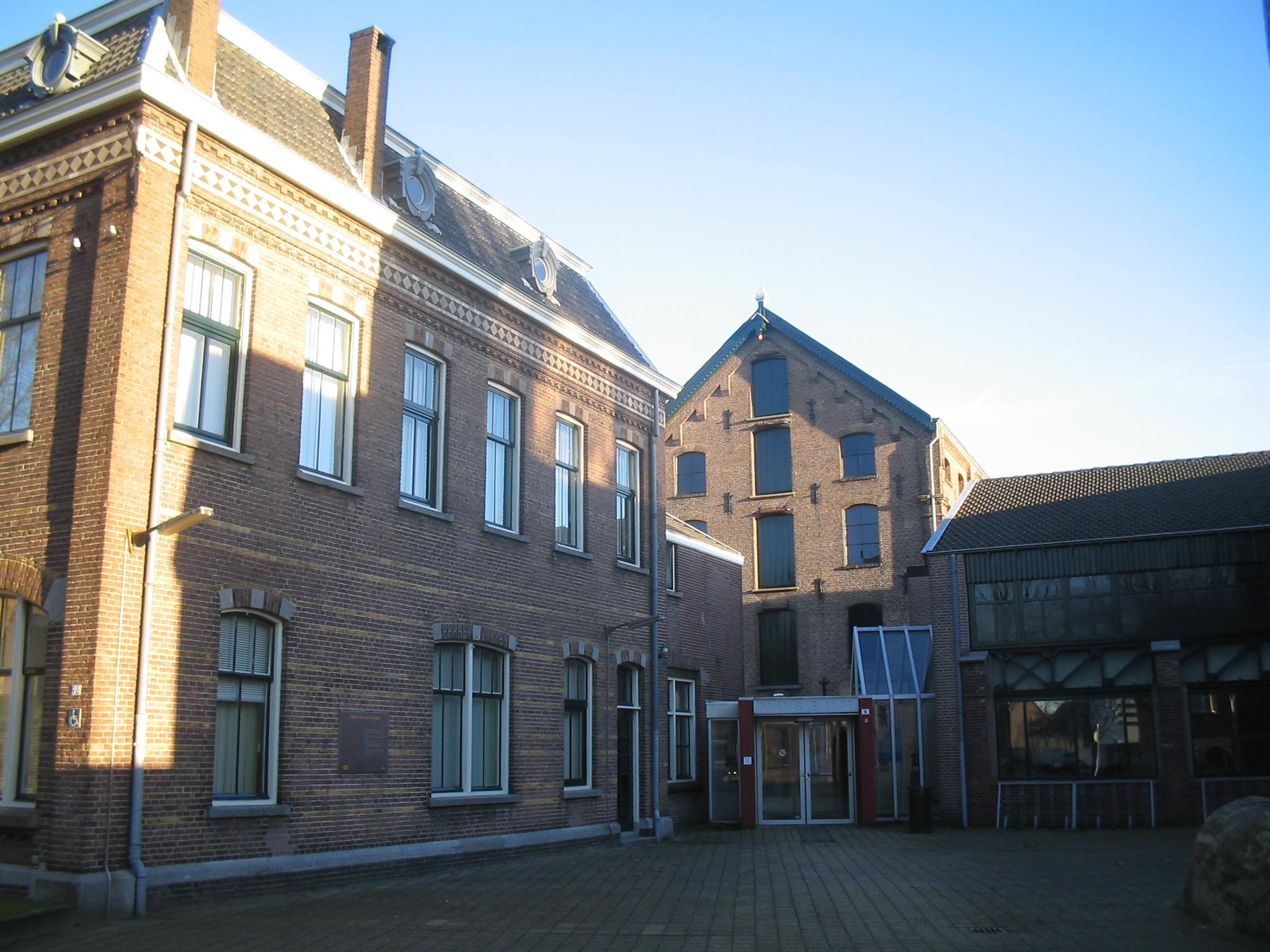 TextielMuseum Tilburg, 2005