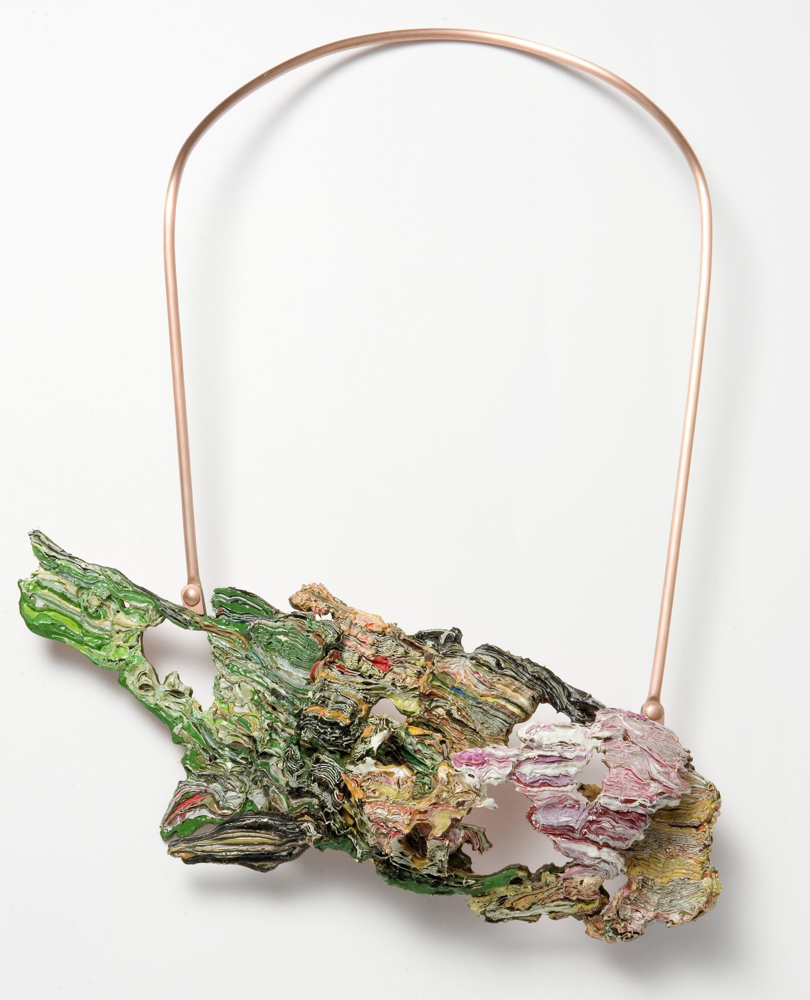 Ineke Heerkens, 2010, metaal, kunststof