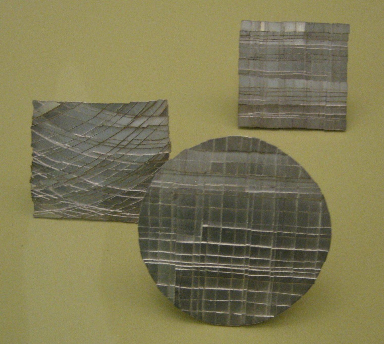 Werk in uitvoering, CODA, 2010, zilver