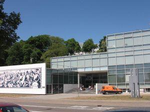 Academie voor Beeldende Kunsten Arnhem. Foto Michiel1972