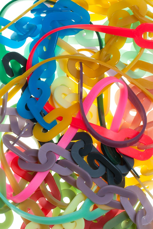Jantje Fleischhut, Precious Plastics, 2013, kunststof