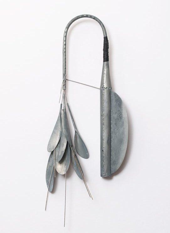Junwon Jung, broche, 2012. Foto met dank aan Galerie Marzee©