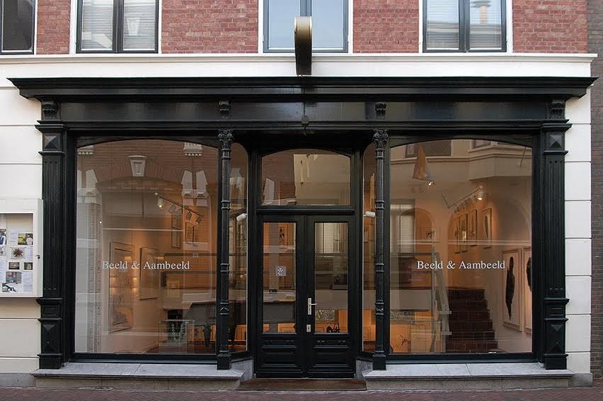 Galerie Beeld & Aambeeld. Foto met dank aan Galerie Beeld & Aambeeld©