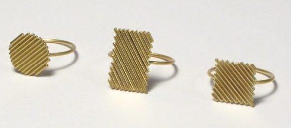Marc Monzó, 1mm rings, ringen. Foto met dank aan Gallery Funaki©