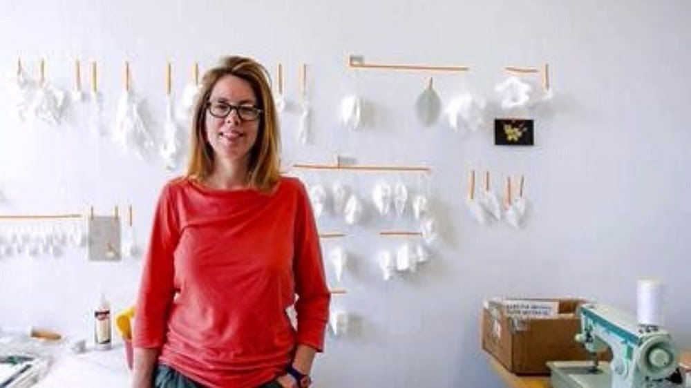 Rebecca Hannon. Foto met dank aan Stichting Françoise van den Bosch©
