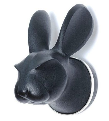 Alexander Blank, Ed's Friend (Rabbit), broche, 2009. Foto met dank aan Galerie Rob Koudijs©
