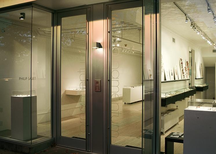 Ornamentum Gallery. Foto met dank aan Ornamentum Gallery©