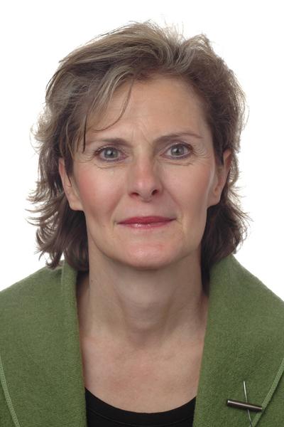 Christianne Weber-Stöber. Foto met dank aan de Fachhochschule Trier©