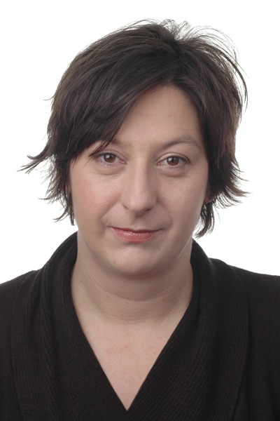 Ute Eitzenhöfer. Foto met dank aan de Fachhochschule Trier©