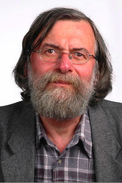Willi Lindemann. Foto met dank aan de Fachhochschule Trier©