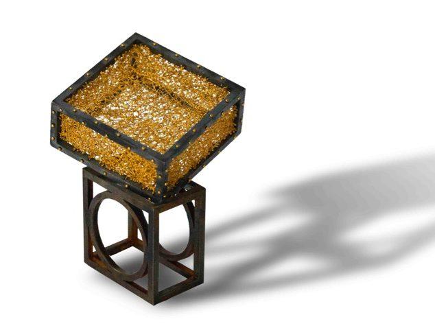 Arata Fuchi, Catharsis, ring. Courtesy Mobilia Gallery©
