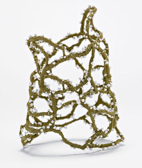 Sonia Morel, armband. Foto met dank aan Galerie TACTILe, Thierry Zufferey©