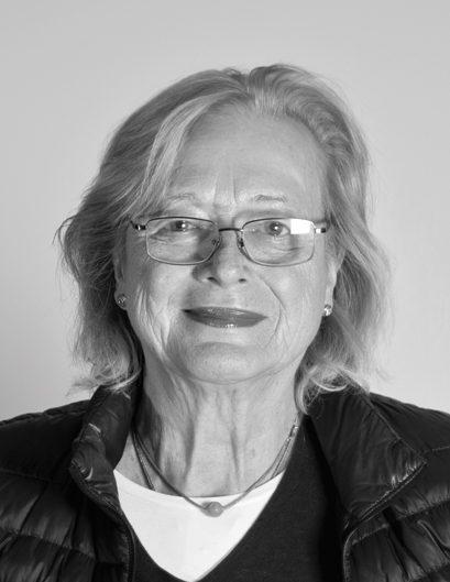 Sylvia Witzenmann. Foto met dank aan Schütt©
