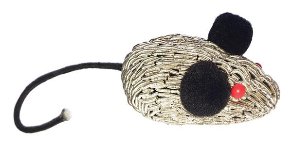 Jeannette Jansen, Mouse, broche. Foto met dank aan Jeannette Jansen©