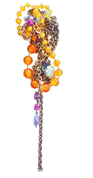 Jeannette Jansen, Broken Necklace Brooch. Foto met dank aan Jeannette Jansen©