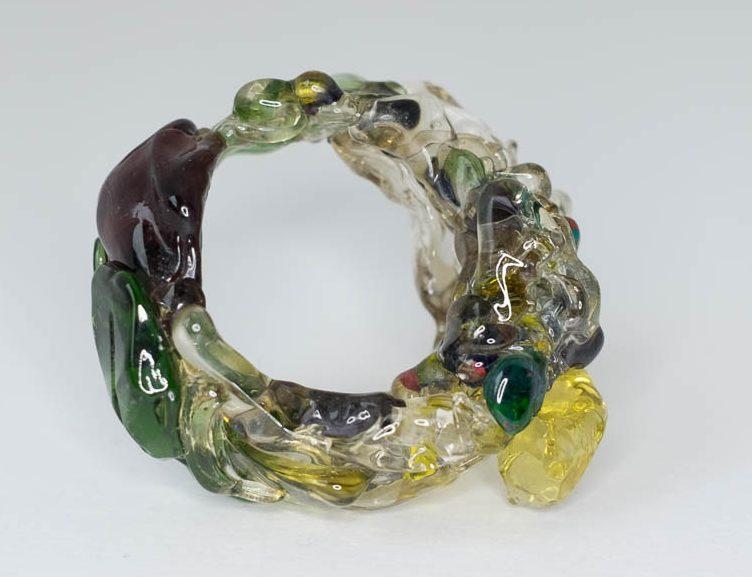 Bernard Simon, ring, 2010. Foto met dank aan M.O.©