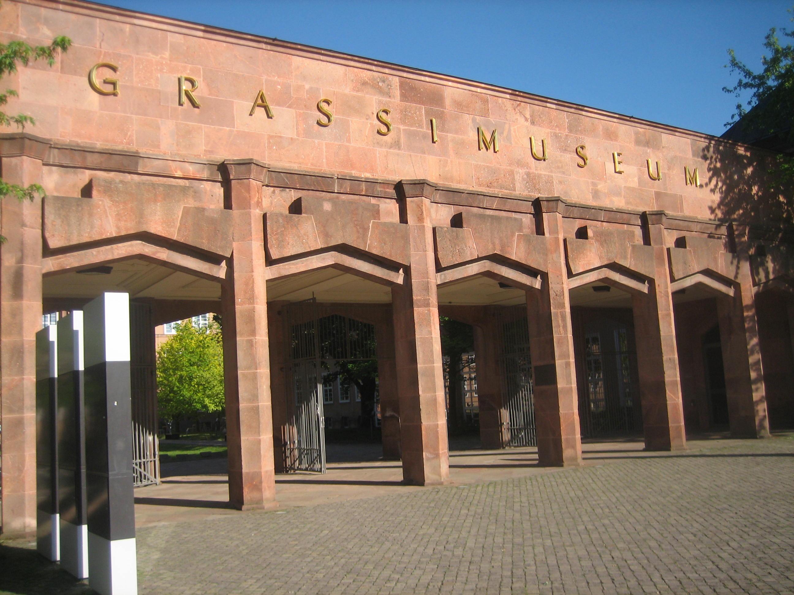 Grassimuseum, mei 2018. Foto Esther Doornbusch, CC BY 4.0