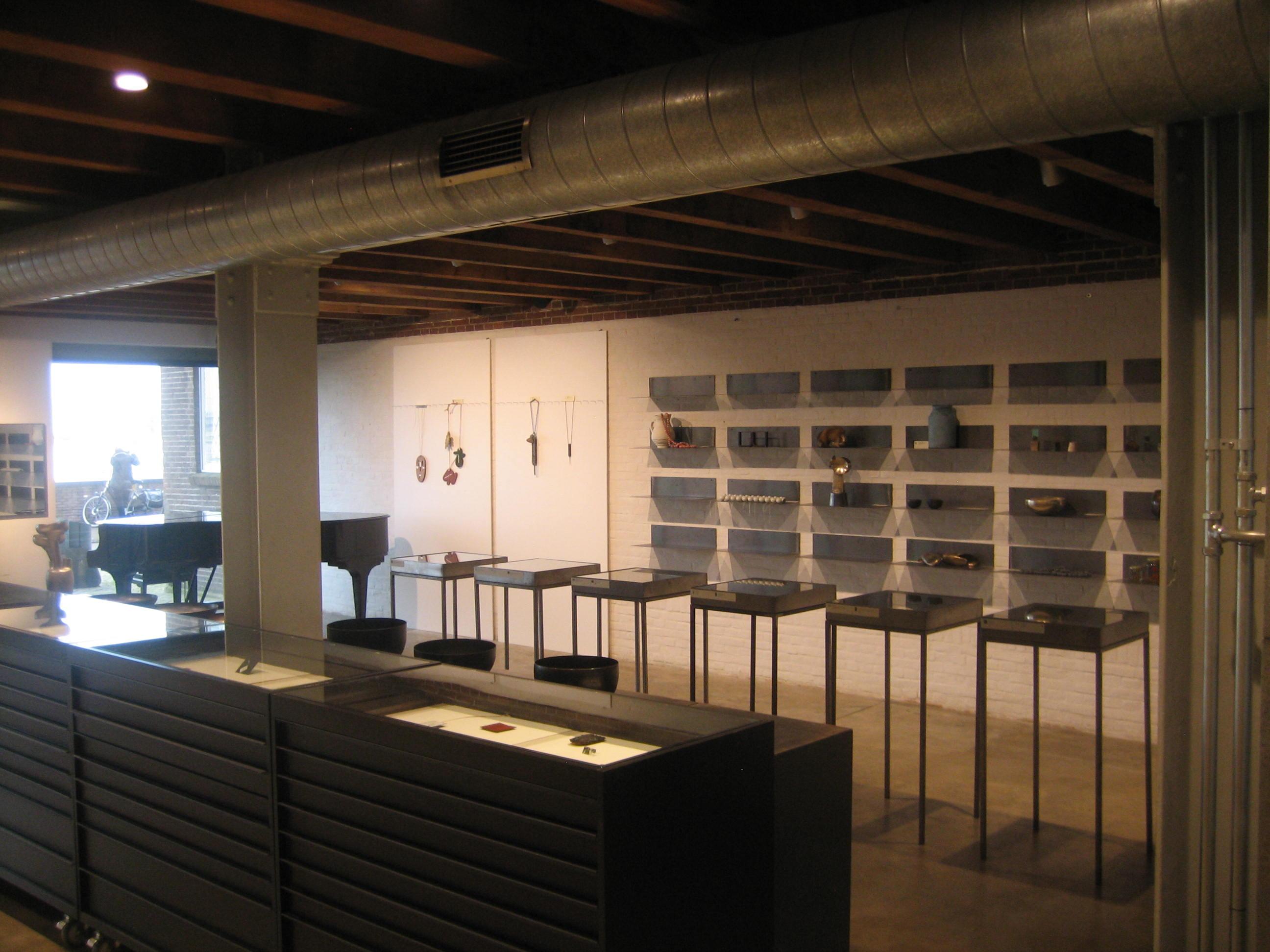 Galerie Marzee, januari 2018. Foto Esther Doornbusch, CC BY 4.0