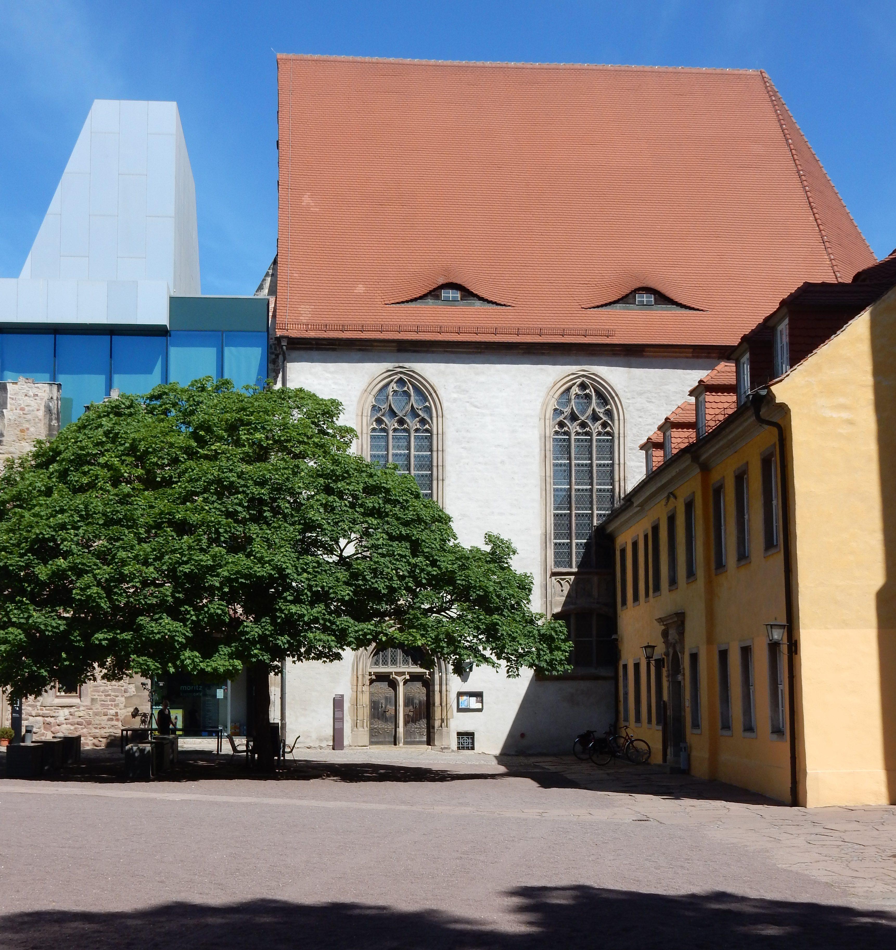 Moritzburg, Halle, 4 mei 2018. Foto met dank aan Coert Peter Krabbe, CC BY 4.0