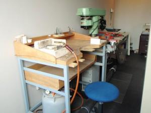Atelier Studio Rian de Jong. Foto met dank aan Stichting Françoise van den Bosch©
