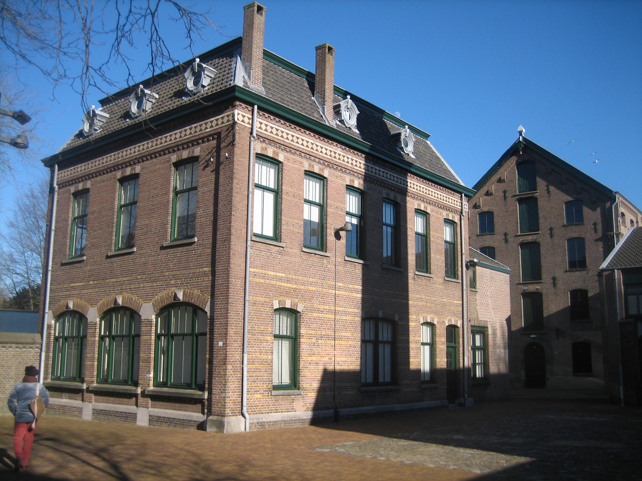 TextielMuseum Tilburg, 2018. Foto Coert Peter Krabbe, CC BY 4.0