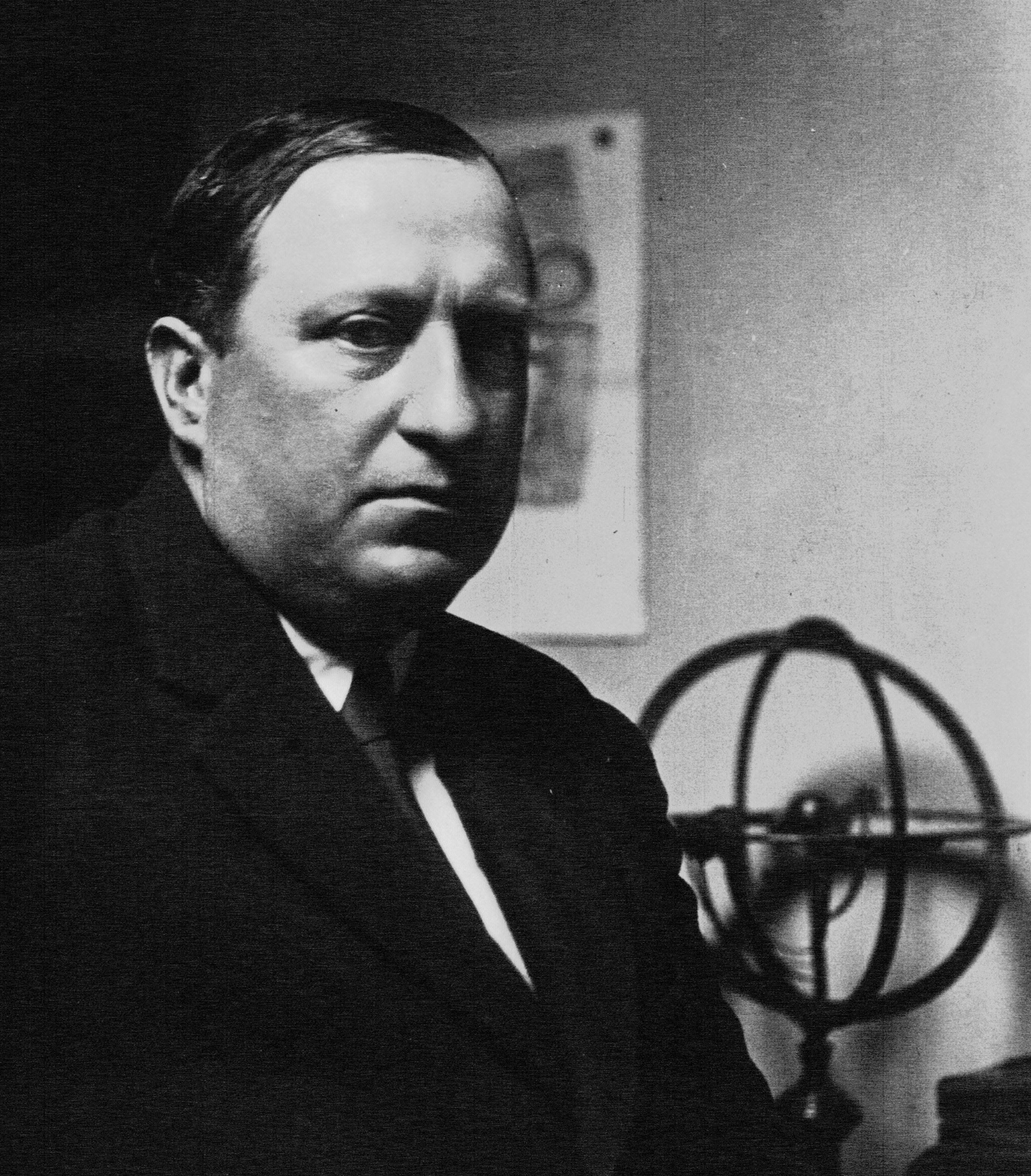 André Derain, 1928. Foto met dank aan Bibliothèque Nationale de France